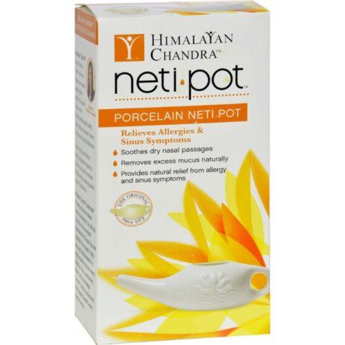 HG0624510 Neti Wash Ceramic Neti Pot