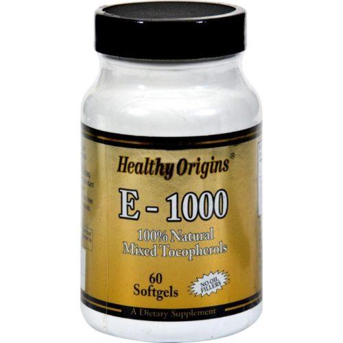 HG0626051 E-1000 - 1000 Iu - 60 Softgels