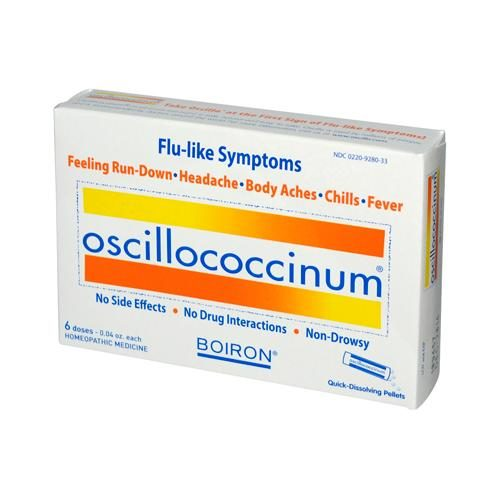 HG0646901 Oscillococcinum - 6 Doses