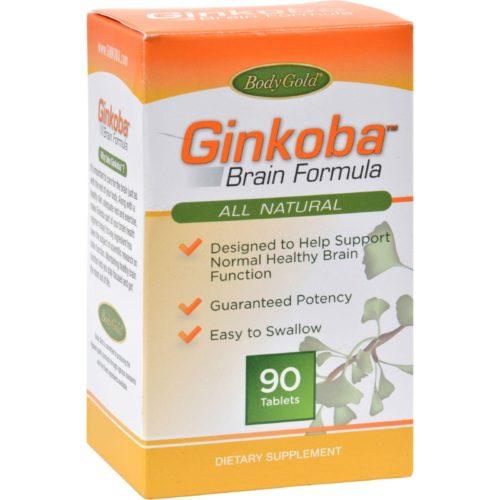 HG0651737 Pharmatron Ginsana Ginkoba Memory - 90 Tablets