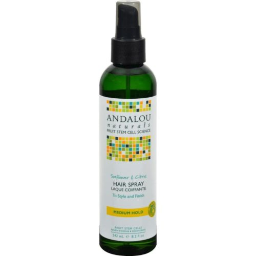 HG0785212 8.2 fl oz Perfect Hold Hair Spray Sunflower & Citrus