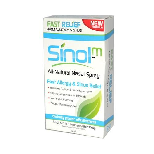 HG0785402 15 ml Homeopathic Allergy & Sinus Relief