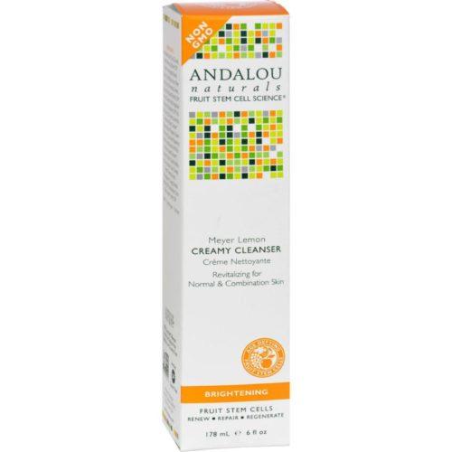 HG0786665 6 fl oz Creamy Cleanser for Combination Skin Meyer Lemon