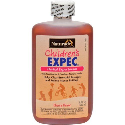 HG0808840 9 fl oz Childrens Expec Herbal Expectorant Cherry