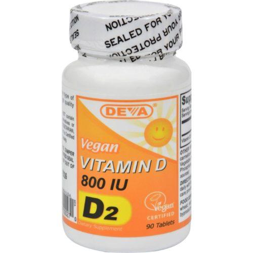 HG0814582 Vitamin D - 800 Iu, 90 Tablets