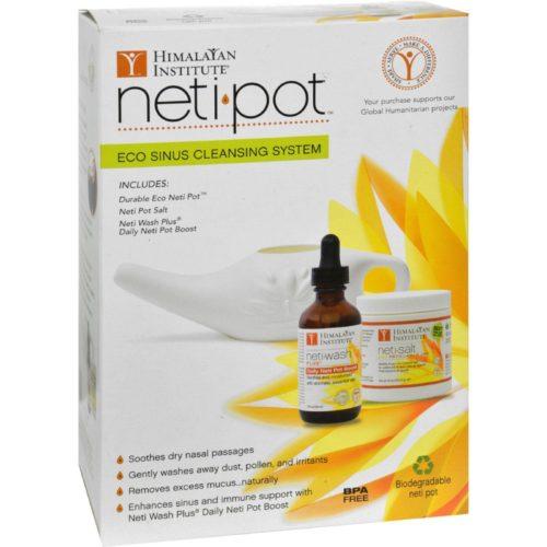HG0814988 Neti Pot Eco Starter Kit