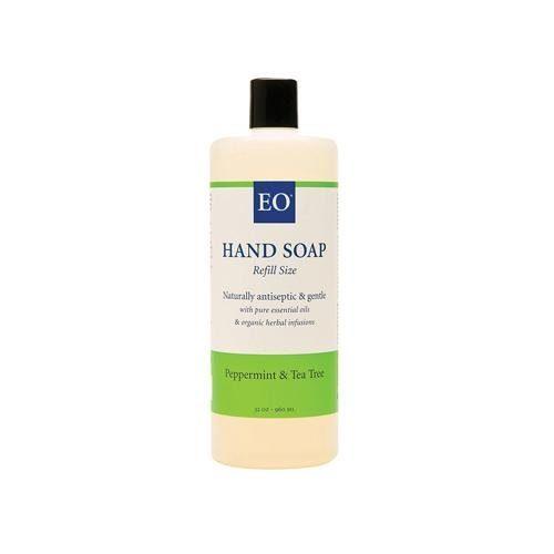 HG0817759 32 fl oz Liquid Hand Soap, Peppermint & Tea Tree