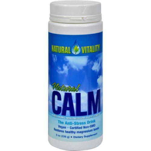 HG0821470 8 oz Natural Magnesium Calm Original