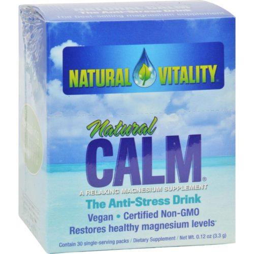HG0821793 Natural Magnesium Calm - 30 Packets