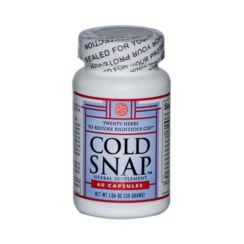 HG0829580 Cold Snap Capsule - 60 Capsules