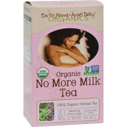 HG0849067 Organic No More Milk Tea - 16 Tea Bags