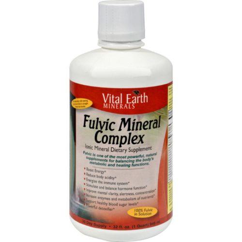 HG0882415 32 fl oz Fulvic Mineral Complex