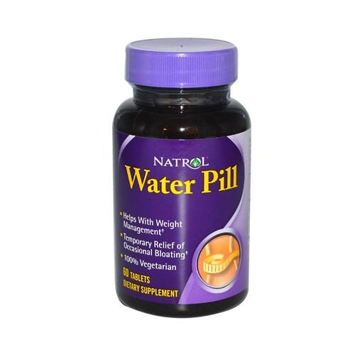 HG0899757 Water Pill - 60 Tablets