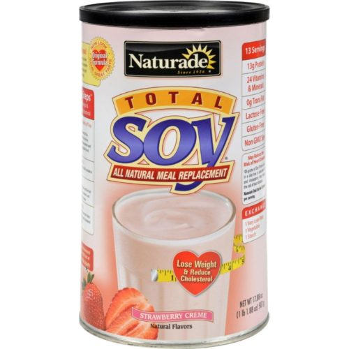 HG0919878 17.88 oz Total Soy Meal Replacement Strawberry Creme