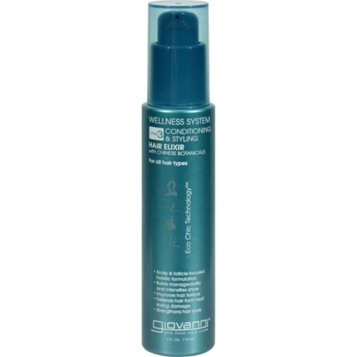 HG1142793 4 oz Leave In Conditioner Wellness System