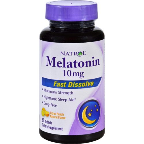 HG1142926 10 mg Melatonin - 60 Tablets