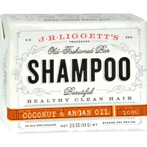 HG1160290 3.5 oz Shampoo Bar - Coconut & Argan