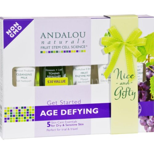HG1162148 Get Started Age Defying Kit, 5 Piece