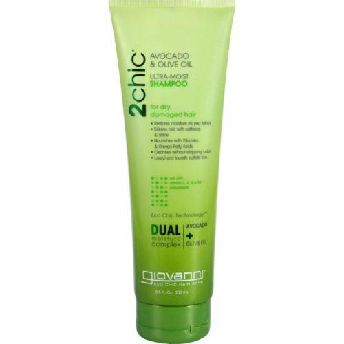 HG1179381 8.5 oz Shampoo - 2chic Avocado & Olive Oil