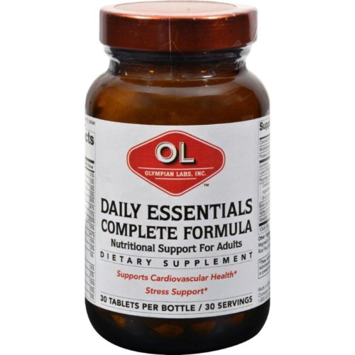 HG1214618 Daily Essentials Complete - 30 Tablets