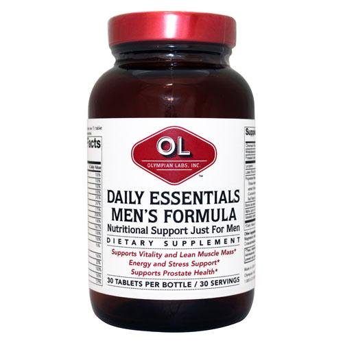 HG1214717 Mens Daily Essentials - 30 Tablets