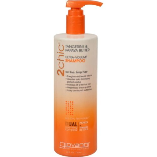 HG1263961 24 fl oz 2chic Shampoo - Ultra-Volume Tangerine & Papaya Butter