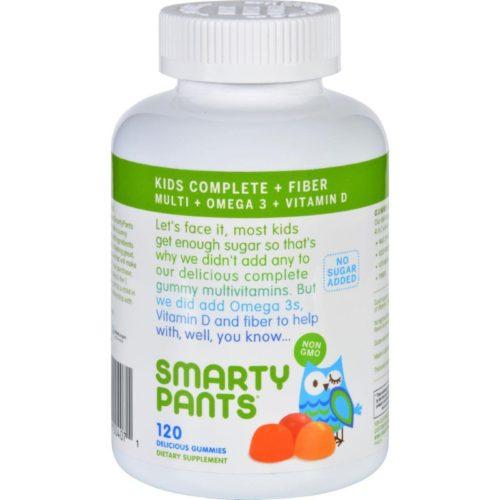 HG1416189 Multivitamin - Kids Fiber Complete Gummy, 120 Count