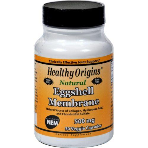 HG1502004 500 mg Eggshell Membrane - 30 Vegetarian Capsules