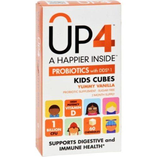 HG1515246 Probiotics with DDS-1 Kids Cubes - 60 Chewables