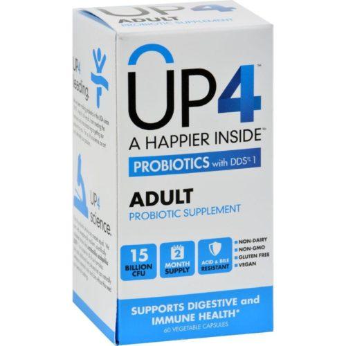 HG1527365 Probiotics with DDS-1 Adult - 60 Vegetarian Capsules