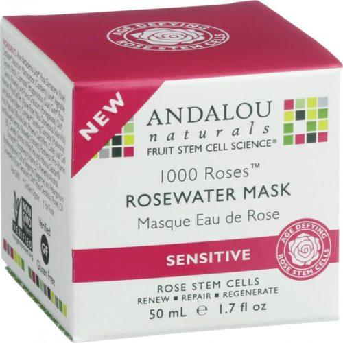 HG1548296 1.7 oz Rosewater Mask, 1000 Roses