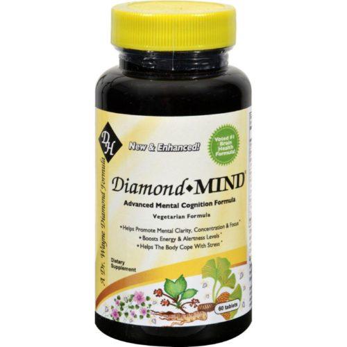HG1584903 Diamond Mind, 60 Tablets