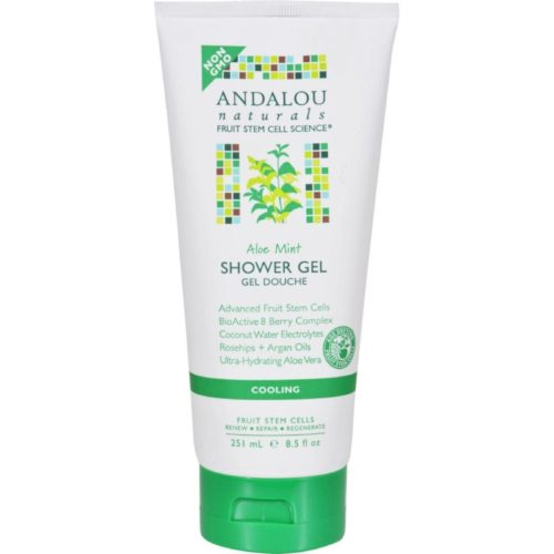HG1599661 8.5 fl oz Aloe Mint Cooling Shower Gel
