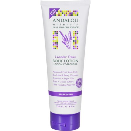 HG1599687 8 fl oz Lavender Thyme Refreshing Body Lotion