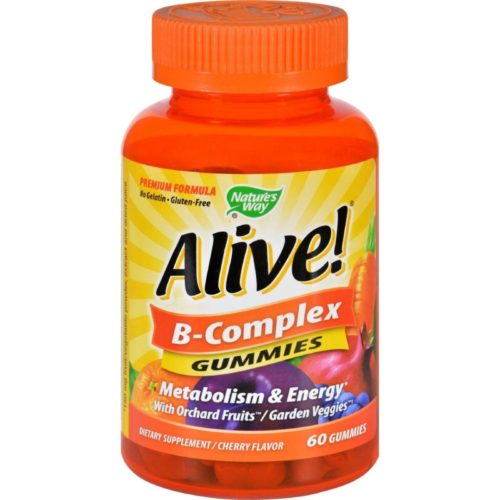 HG1691203 B-complex Alive Gummies - 60 Count