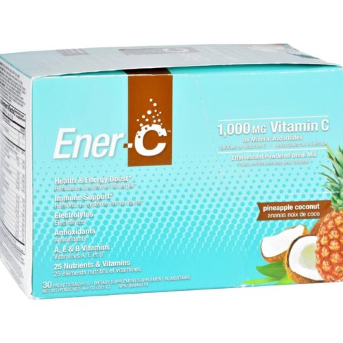 HG1699693 1000 mg Vitamin Drink Mix - Pineapple Coconut, 30 Packet