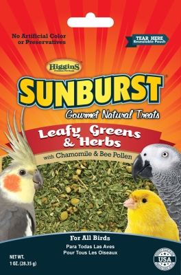 HS32256 Sunburst Treat Greens & Herbs, 1 Oz.