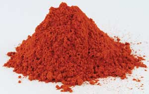 HSANRP 1 oz Sandalwood Powder Red - Pterocarpus Santalinus