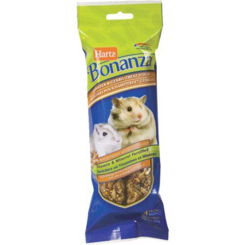 Hartz Mountain 50471314 9.5 oz Sticks for Hamsters & Gerbils - 4 Count
