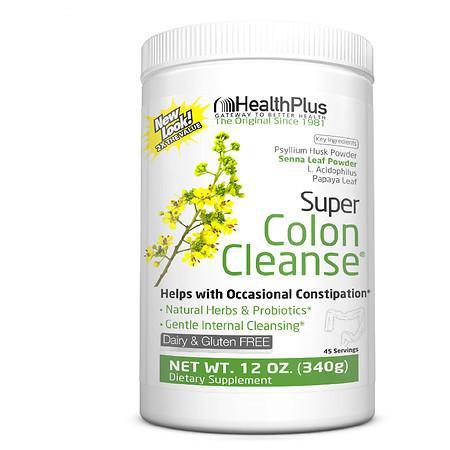 Health Plus Super Colon Cleanse - 12.0 oz