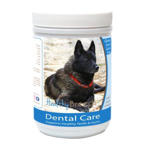Healthy Breeds840235163244Norwegian ElkhoundBreath Care Soft Chewsfor Dogs - 100 Count