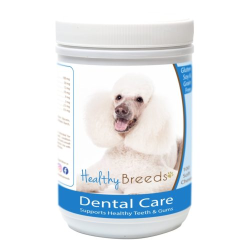 Healthy Breeds840235163299 PoodleBreath Care SoftChews for Dogs - 100Count