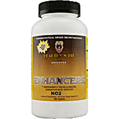 Healthy'N Fit Nutritionals GH Enhancers GH NO2 - 180 Capsules