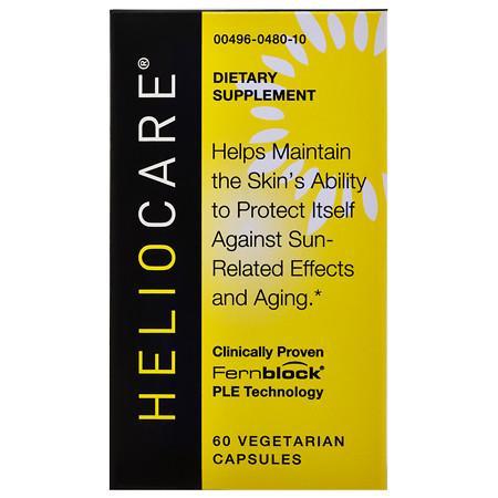 Heliocare Daily Use Antioxidant Formula Capsules - 60.0 ea