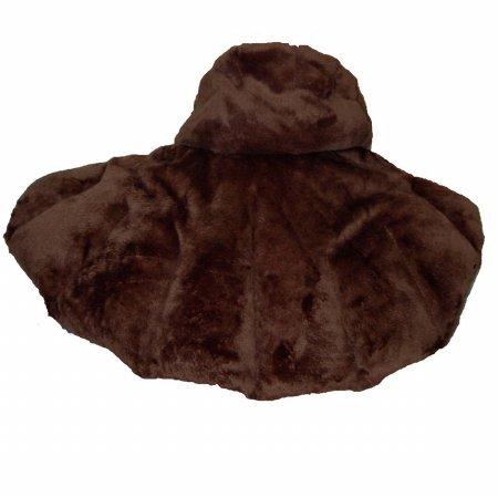 Herbal Neck & Shoulder Wrap - Dark Chocolate