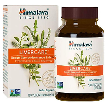 Himalaya Herbal Healthcare LiverCare - 180.0 ea