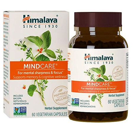 Himalaya Herbal Healthcare MindCare - 60.0 ea