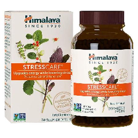 Himalaya Herbal Healthcare StressCare, Vegetarian Capsules - 120.0 ea