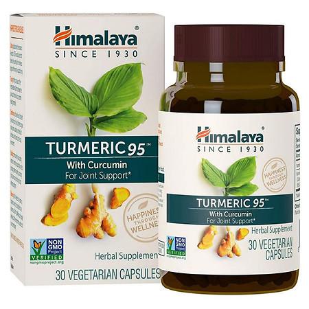 Himalaya Herbal Healthcare Turmeric - 30.0 ea