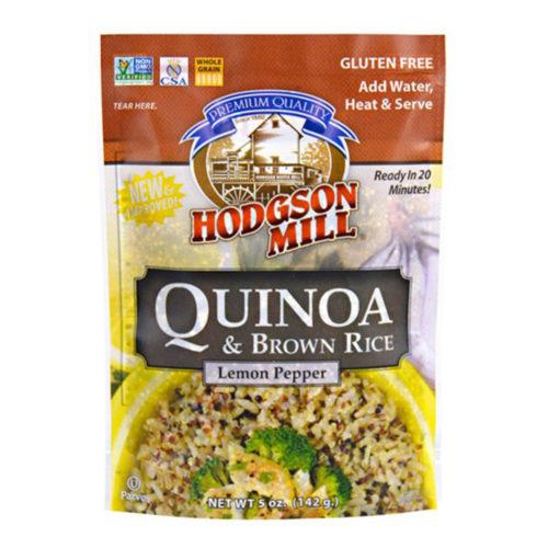 Hodgson Mill KHFM00101521 Gluten Free Quinoa & Brown Rice Lemon Pepper, 5 oz